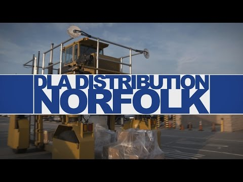 DLA Distribution Norfolk: We Have the Watch