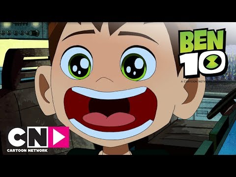 Une aire pas de tout repos | Ben 10 | Cartoon Network