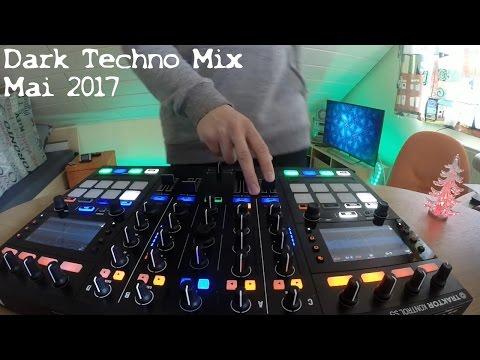 Dark Techno ( Underground ) Mix Mai 2017