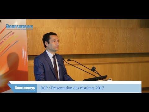 BCP : Présentation des résultats 2017