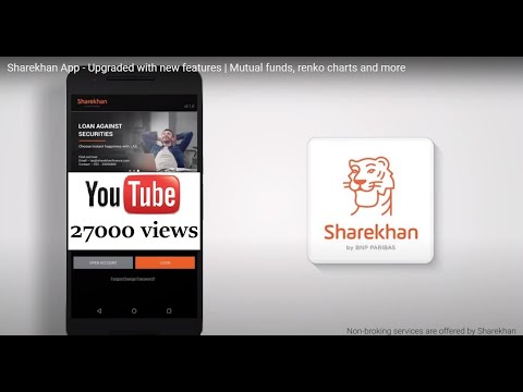 ShareKhan Mobile App 2017( In Hindi)