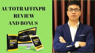 AutoTraffixPro Review My 😃Best Bonuses Ever😃 You Can't Miss It