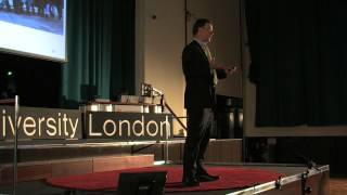 How to manage information overload? | Jonathan Kemp | TEDxCityUniversityLondon