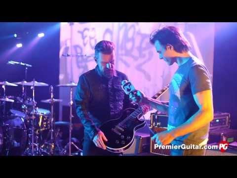 Rig Rundown - The Cult's Billy Duffy