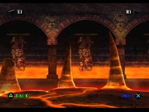 Mortal Kombat Armageddon - Hell