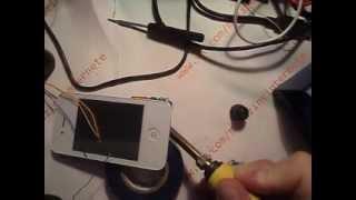 Урок Часть 3 прошивка китайского телефона пайка RX TX mt6250