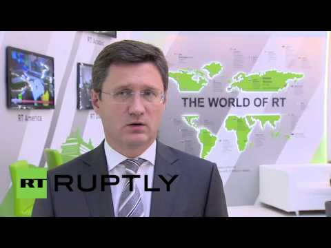 Russia: Novak talks Nord Stream-2, Iran sanctions & investment