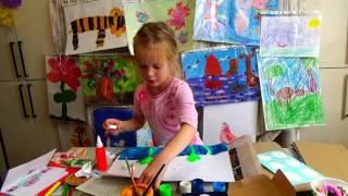 Видео для детей развивающие. Рисование для детей видео. Как научить ребенка рисовать.(Рисуем с детьми. Видео для детей развивающие. Рисование для детей видео. Как научить ребенка рисовать., 2016-11-22T10:02:14.000Z)