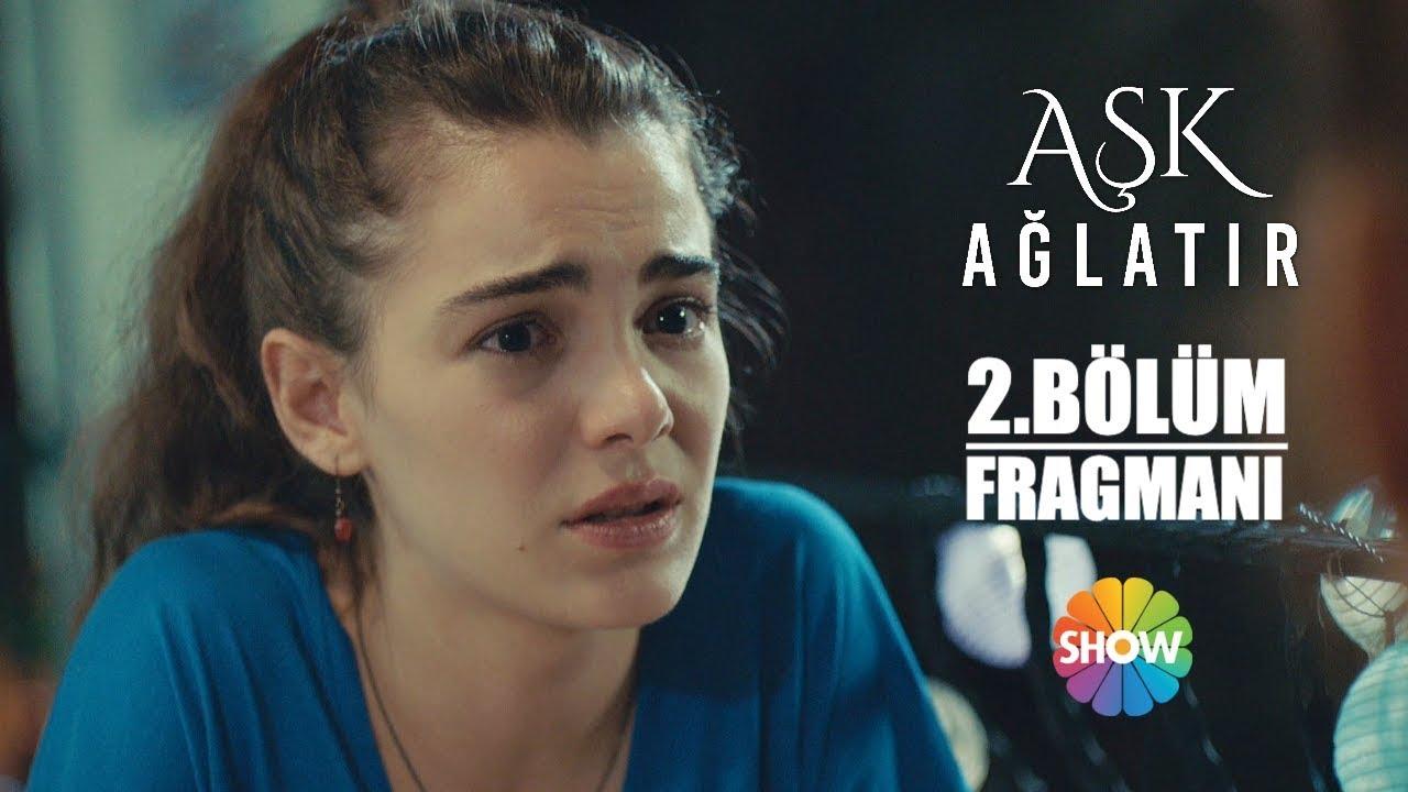 Aşk Ağlatır 2. Bölüm Fragmanı | Her Pazar Show TV'de!