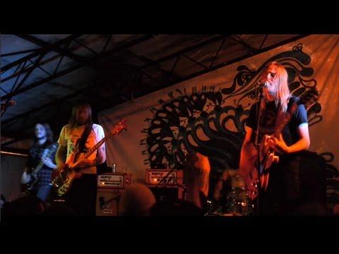 Graveyard - Satan's Finest, Live Austin Texas