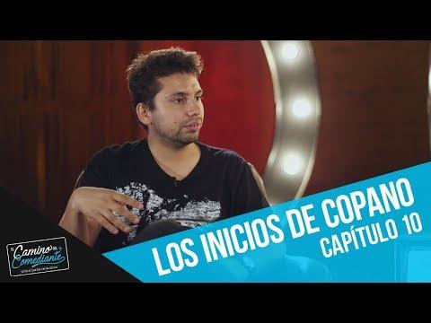 Los Inicios De Fabrizio Copano | El Camino Del Comediante | Capítulo 10