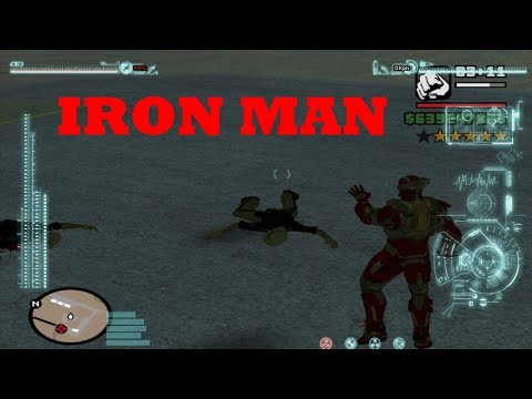 Gta San Andreas Best Cheats - Gta San Andreas IronMan Mod Pc