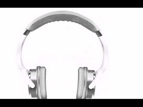 NoiseHush NoiseHush NX26 3 5mm HD Stereo Headphones  white