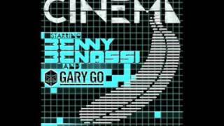 Benny Benassi ft  Gary Go   Cinema Cover Art