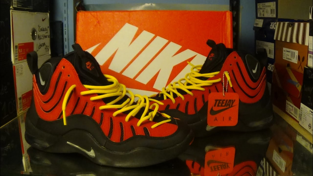 Unboxing from @JimmyJazz: Nike Air Bakin OG