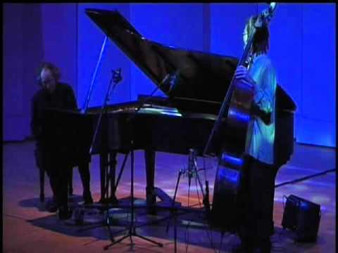 Loyola Jazz Piano Concert - Sanford Hinderlie