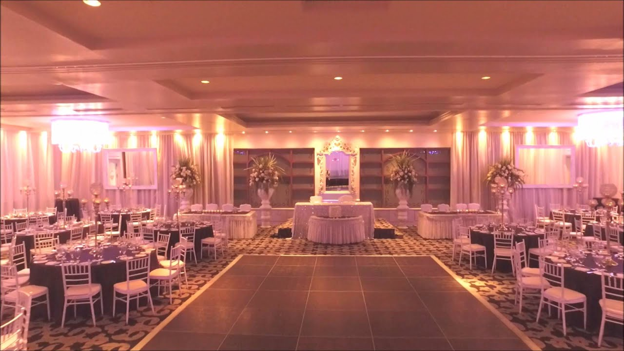 Le Madison Montreal Reception Hall Youtube