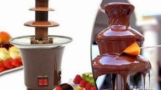 Шоколадный фонтан Тула(, 2016-01-17T17:16:38.000Z)