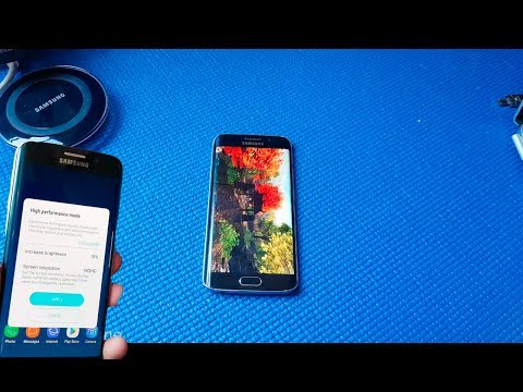 Samsung Galaxy S6 Edge Running Galaxy S8 Port (Benchmark) - Is it Faster?