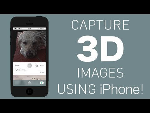 Seene App Review: Capture 3D Images on your iPhone