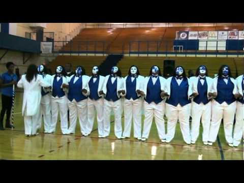 zeta phi beta sorority inc fall 11 probate alpha gamma