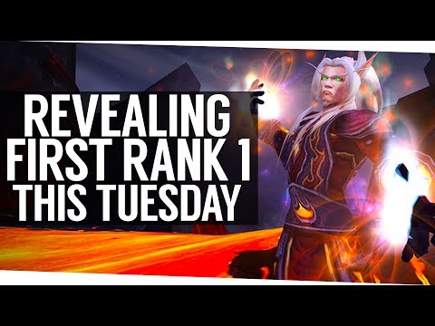 Unveiling My First Rank 1 Gladiator Title (This Tuesday)