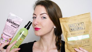Hollys Natural Peeling | Treaclemoon Peeling und Bodyspray | Review | honeylenchen