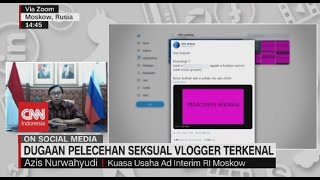 Dugaan Pelecehan Seksual Vlogger Terkenal