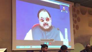 Address of Founder & Leader of MQM Mr. Altaf Hussain at an event at UNHRC, Geneva on 16 March 2018