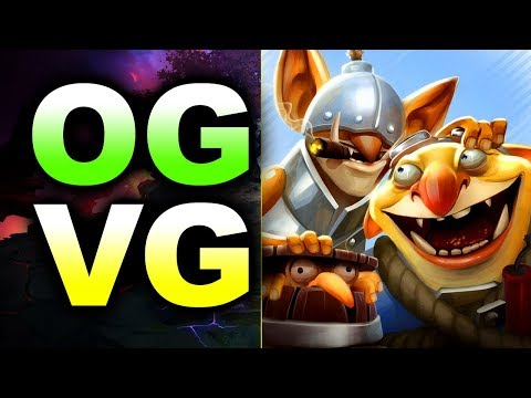 OG vs VG - TECHIES! - TI9 GROUP FINAL - THE INTERNATIONAL 2019 DOTA 2