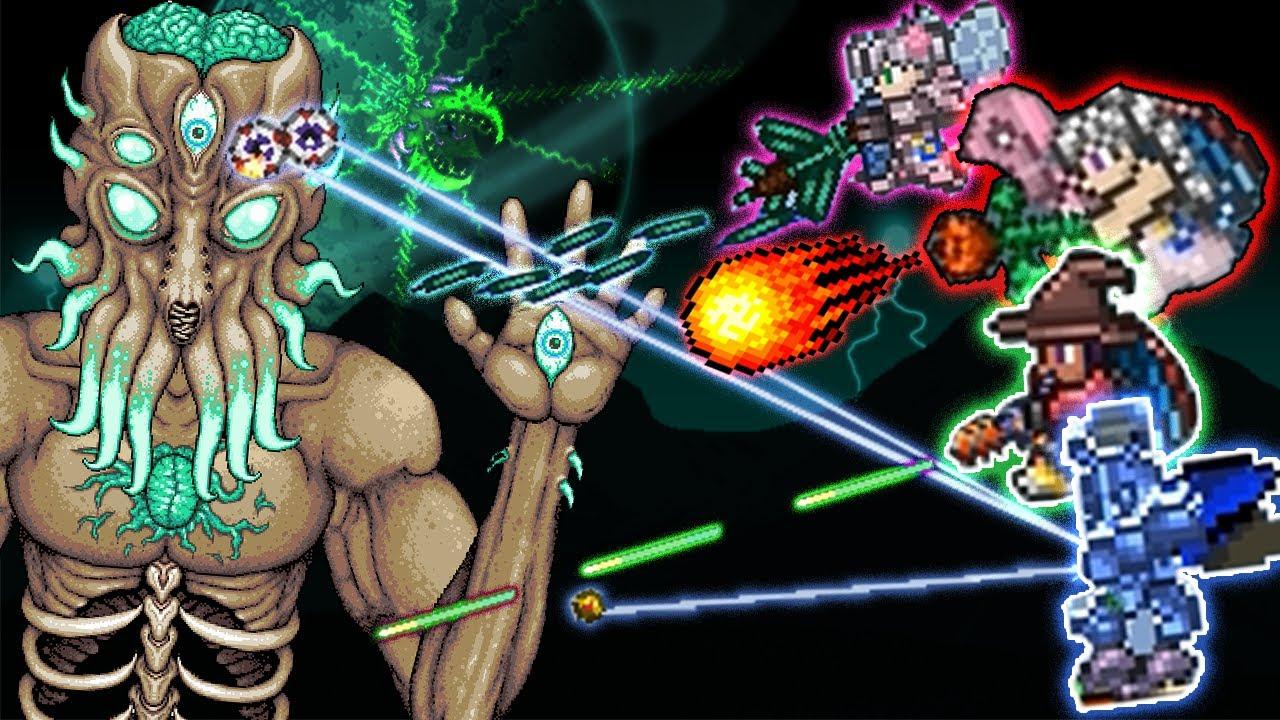 Terraria: 2D RPG Pixel art perfection   A structural analysis