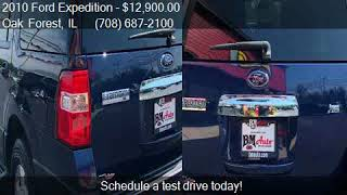 2010 Ford Expedition XLT 4x4 4dr SUV for sale in Oak Forest,