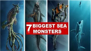 The 7 Biggest Sea Monsters in Movies