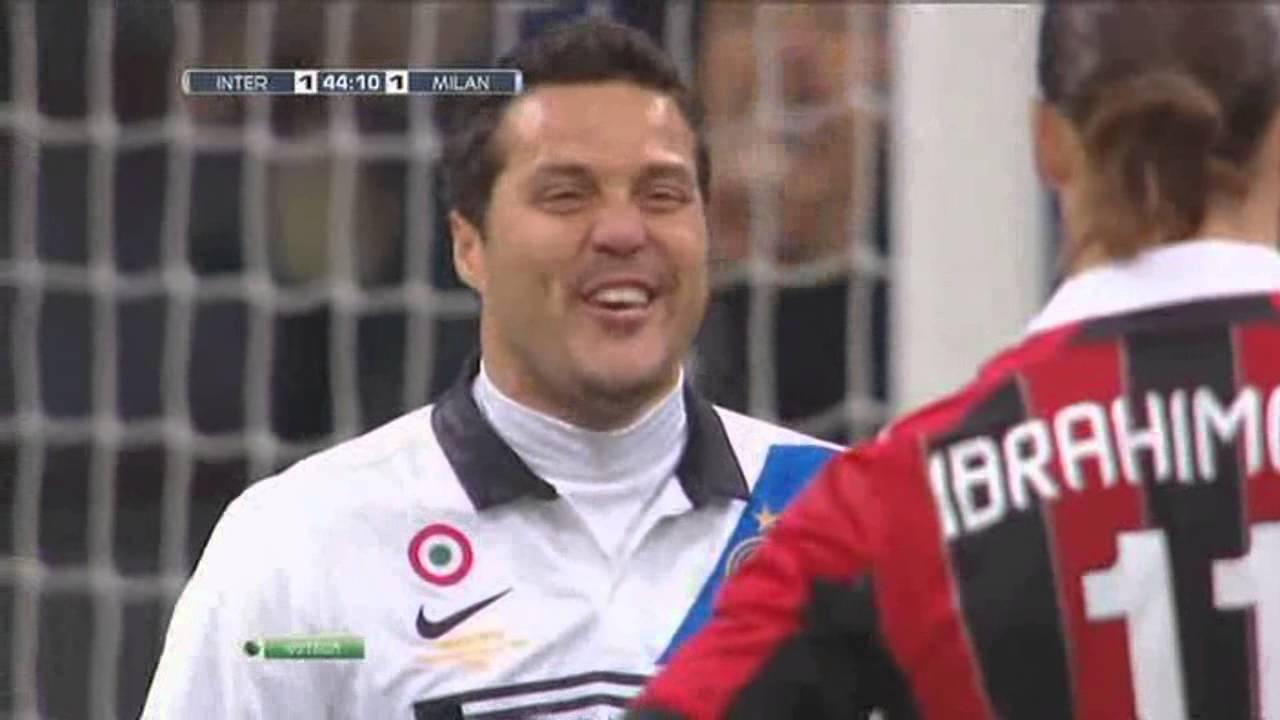 competitive price 4a89c b98e1 Zlatan Ibrahimovic vs Inter Milan Away 11-12