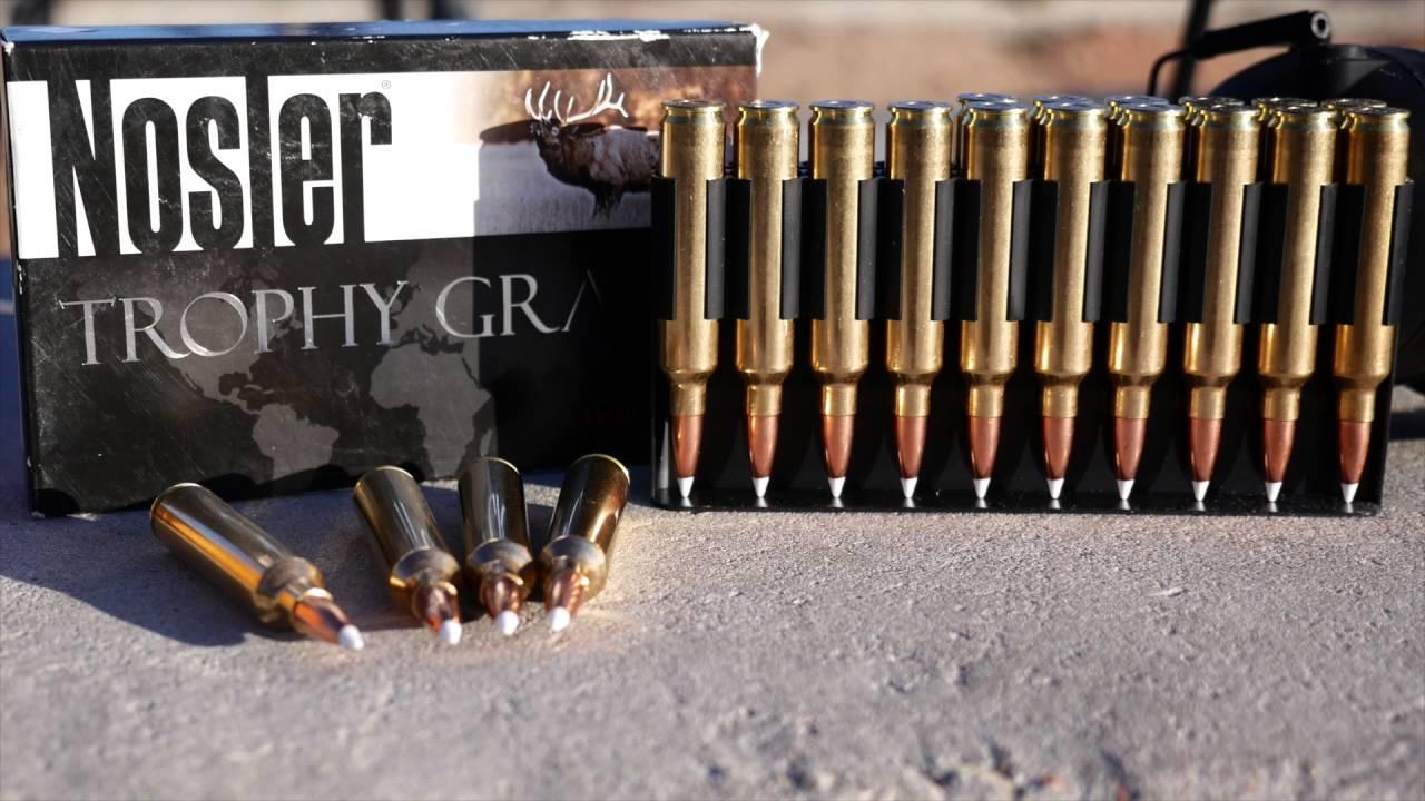 Nosler M48 Liberty Rifle - Video Review — Nosler - Bullets