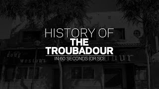 The Troubadour: West Hollywood's Music Mecca Since 1957 | History Of