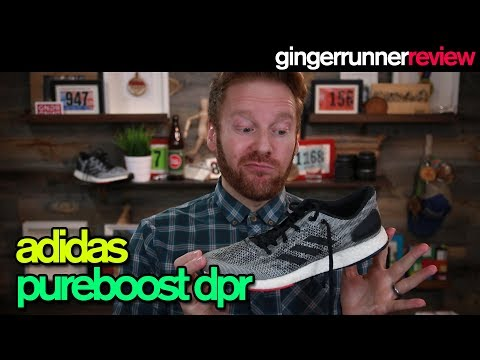 ADIDAS PUREBOOST DPR REVIEW | The Ginger Runner