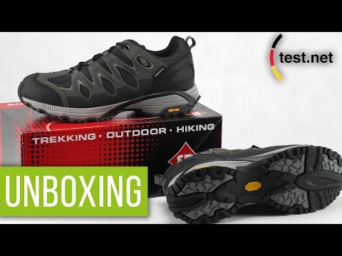 low priced 99ebb 3448d Brütting | Expedition Schuhe (Unboxing) | test.net - YouTube