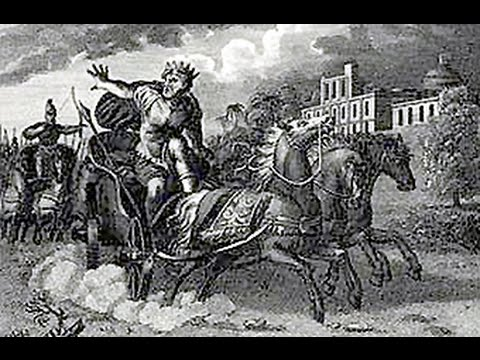 Events of the 840s BC part 2 - Jehu, king of Israel
