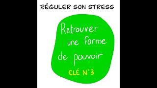 Retrouver une forme de pouvoir (Réguler son stress 3/4 pour les enseignants)