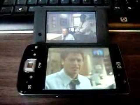 iPod Touch v iPAQ 214