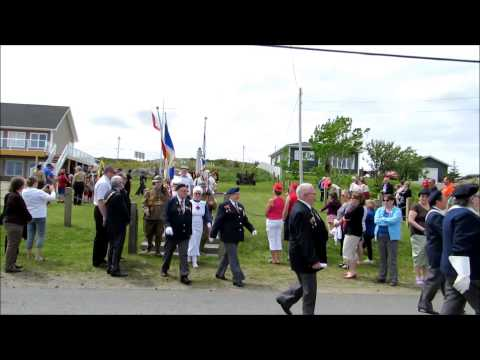 Trinity Bay North Memorial Service March – July 1st, 2015