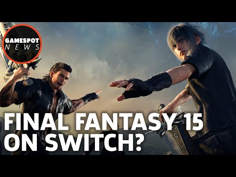 Final Fantasy XV Switch Version Talks & Fortnite Gets Free PUBG Mode - GS News Roundup