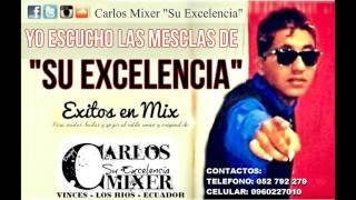 035 - HOLGER PERALTA MIX - YO ESCUCHO LAS MEZCLAS DE SU EXCELENCIA