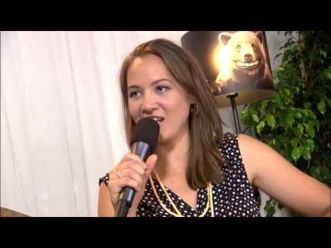 Gurtenfestival 2013: Interview mit Sophie Hunger