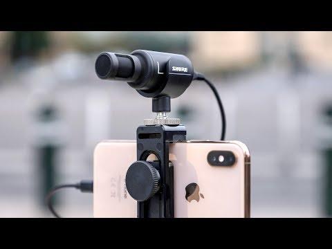 Das perfekte Mikrofon für Smartphones? - Shure MV88+ Video Kit Review (Deutsch)   SwagTab