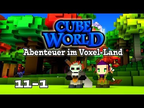 Cube World #11-1 feat. KelticGaming [Deutsch] [HD+] [Let's Play Together]