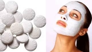 Как приготовить маску для лица из аспирина