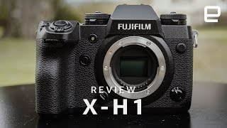 Fujifilm X-H1 mirrorless camera Review