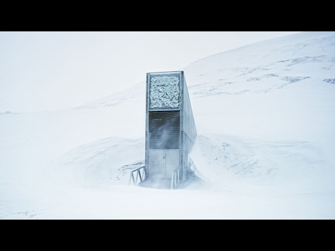Melting arctic ice threatens global seed vault